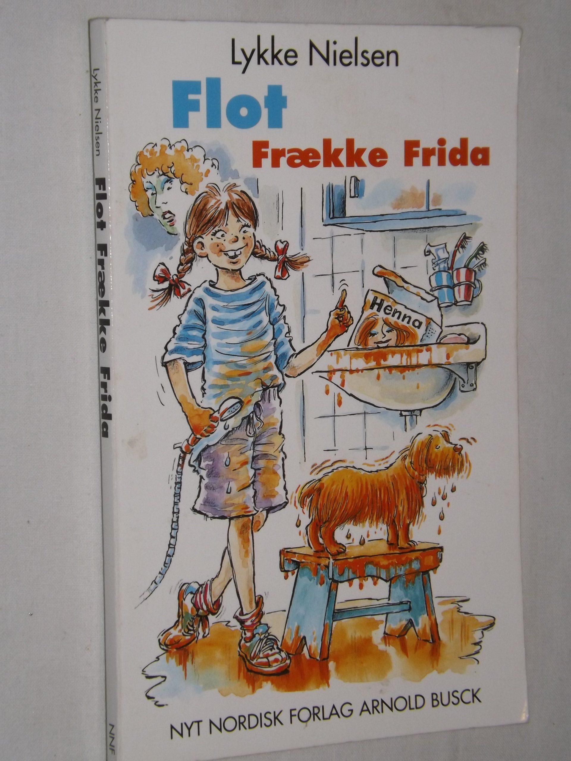 Picture of: Lykke Nielsen Flot Fraekke Frida Bbog Dk Brugte Boger Til Salg